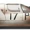 détail miniature de voiture Porsche 910 Sebring  #36 1967 Finish Line Exoto