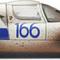 détail miniature de voiture Porsche 910 Targa Florio #166 Finish Line Exoto