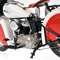 détail miniature de moto Indian Sport Scout 1940 Minichamps