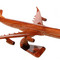 aircraft display model Airbus 340-300 - 40 cm Replicart-Wood