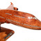 détail maquette d'avion Boeing 747-400 - 40 cm Replicart-Wood
