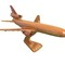 détail maquette d'avion DC 10 - 40 cm Replicart-Wood