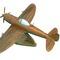 détail maquette d'avion P47 Thunderbolt Replicart-Wood
