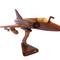 détail maquette d'avion Mirage 2000 - 30 cm Replicart-Wood
