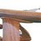 détail maquette d'avion Airbus A380 - 40 cm Replicart-Wood