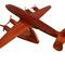 détail maquette d'avion Constellation - 40 cm Replicart-Wood