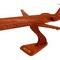 détail maquette d'avion MD 80 - 40 cm Replicart-Wood