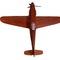 détail maquette d'avion Messerschmitt - 20 cm Replicart-Wood