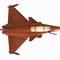 détail maquette d'avion Rafale Replicart-Wood