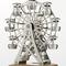 Grande roue (accessoire pour moteur Stirling Bohm) 235.00 € ttc
