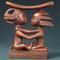 Parastone / Mouseion African art statuette Luba headrest Parastone 35.12 € vat incl.