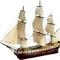 bateau à assembler voilier historique frégate Hermione Lafayette Artesania Latina 200.40 € ttc