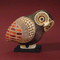 Parastone / Mouseion Greek art owl Aryballos corinthien (650-625 before J.C.) Parastone 15.95 € vat incl.