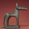 Parastone / Mouseion Greek art horse Small Greek geometrical horse (VIIIe century before J.C.) Parastone 12.50 &euro; vat incl.