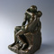 Parastone / Mouseion Rodin The kiss of Rodin (1886) Parastone 90.00 &euro; vat incl.