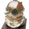 sea side Diving helmet - true replication of an italian diving helmet with brass base Sea Club 649.00 € vat incl.