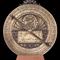 details astrolabe, compass, sextant Planispheric Astrolabe L.H.V. 20 Hémisferium