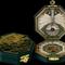 clock Brass Octogonal Hémisferium 39.63 € vat incl.