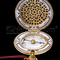 astrolabe, compass, sextant Brass Pocket Compass Hmisferium 60.20 &euro; vat incl.
