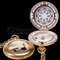 astrolabe, compass, sextant Enamel Pocket Compass Hémisferium 57.69 € vat incl.