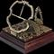 clock Augsburg Equinoctial Sundial Hémisferium 86.40 € vat incl.