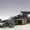 miniature de voiture Lotus 72E 1 Fittipaldi 197 Auto-Art 238.80 € ttc