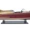 détail maquette de bateau, voilier, runabout Cobra 1955 Chris-Craft Azimute