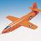 maquette d'avion Bell X1 Signe C YAGER Charlie Bravo