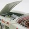 détail miniature de voiture Mercedes 300SLS O'SHEA Compétition modèle au 1:24e CMC Modelcars