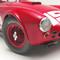 détail miniature de voiture Cobra 260  #198 VICTORY 1962 (Exoto 18126) Exoto
