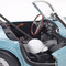 détail miniature de voiture Cobra 260 CS Driving School (Exoto 18124) Exoto