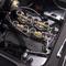 détail miniature de voiture Cobra 289 Hard top  1963 (Exoto 18131) Exoto