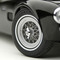 détail miniature de voiture Cobra 289 soft top  1963 (Exoto 18132) Exoto