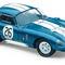 détail miniature de voiture Cobra Daytona #26 Reims 1965 (Exoto 18006) Exoto