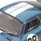 détail miniature de voiture Cobra Daytona Carol Shelby 1965 (Exoto 18009) Exoto