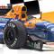 détail miniature de voiture F1-FW 14B  #6 R Patrese 1992 (GPC97110) Exoto