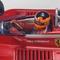 détail miniature de voiture Ferrari 312 T4  #12 Villeneuve 1979 (Exoto 97073) Exoto
