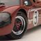 détail miniature de voiture Ford GT40 MKIV  #3  Le Mans 1967 (Exoto 18052) Exoto