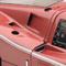 détail miniature de voiture Ford GT40 MKIV Holman Moody 1967 (Exoto 18055) Exoto