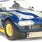 détail miniature de voiture GS Roadster #10 Sebring 1966 Pre-race (Exoto 18033) Exoto