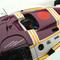détail miniature de voiture Jaguar XJR9 1988 Silk Cut   #3 Le Mans 88 (Exoto MTB00103) Exoto