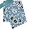 Floral decor square scarf 25.00 € vat incl.
