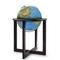 globe terrestre, céleste, astrolabe Cross Blue 50 cm/20
