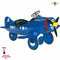 large toy Corsair pedal plane Airflow Collectibles