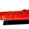 maquette de bateau, voilier, runabout sport Babybootlegger Mistral-production