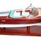 maquette de bateau, voilier, runabout Canot Italien AQA - 70 cm Mistral Production