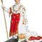 Napoléon résine en tenue de sacre 37.12 € ttc
