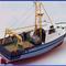 bateau à assembler Celia Calder Craft