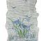 Etole Iris et Libellule - Fond blanc 38.40 € ttc