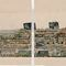 Panneau mural 1930s Steamer Cross Section Authentic Models